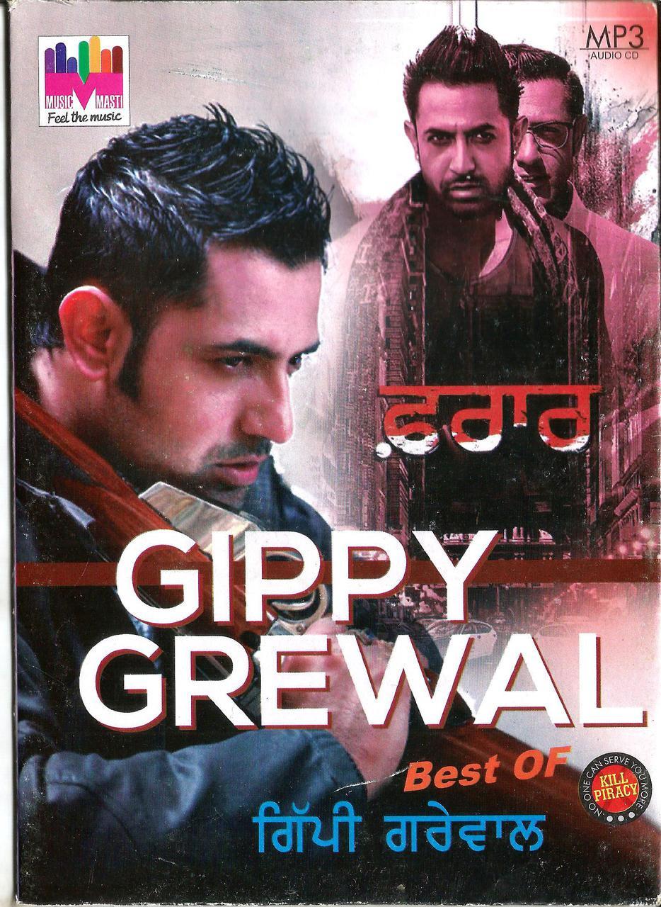 Best Of Gippy Grewal - Faraar / MP3