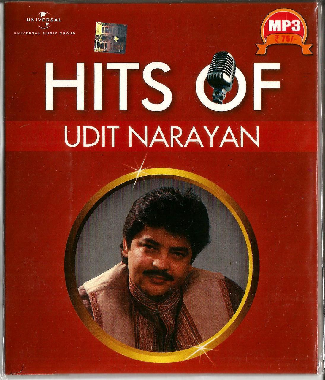Hits Of Udit Narayan / MP3