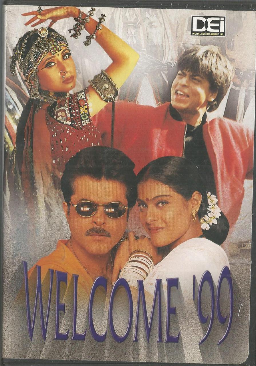 Welcome 99 DEI