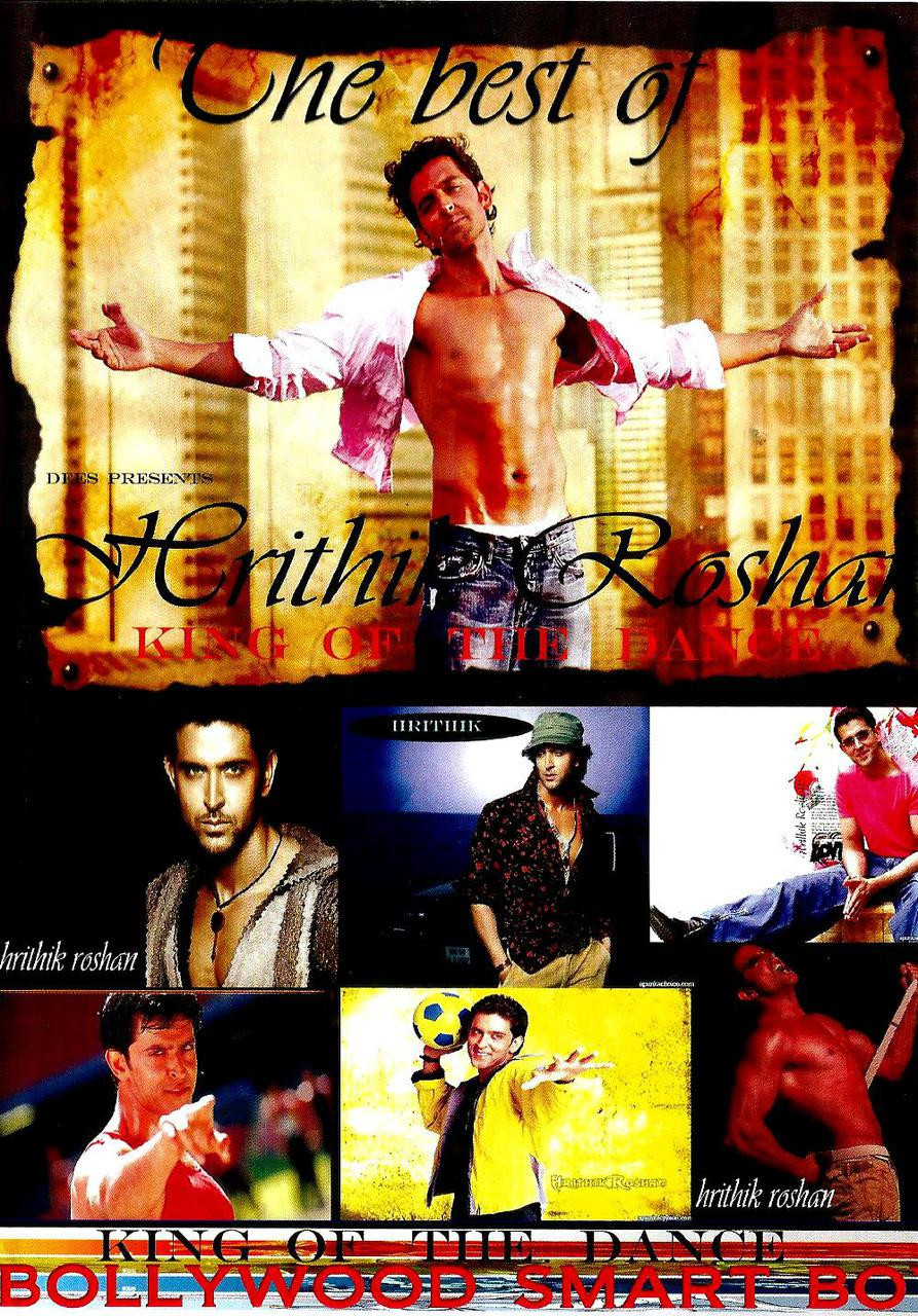 King Of The Dance Bollywood Smart Boy The Best Of Hrithik Roshan