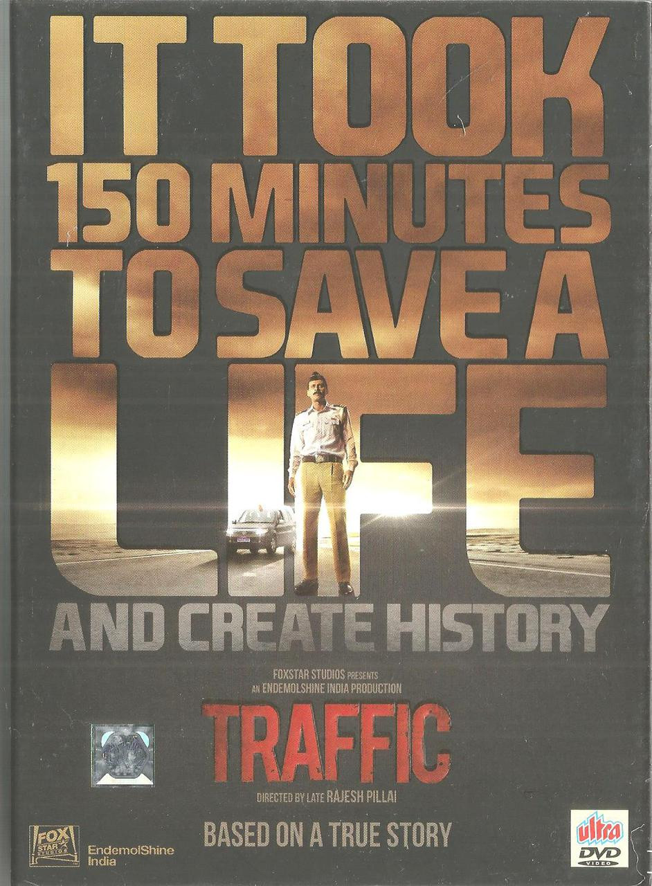 Traffic : It Took 150 Minutes To Save A Life And Create History Based On A