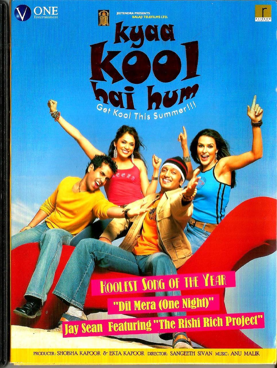 Kyaa Kool Hai Hum - India Town Gifts