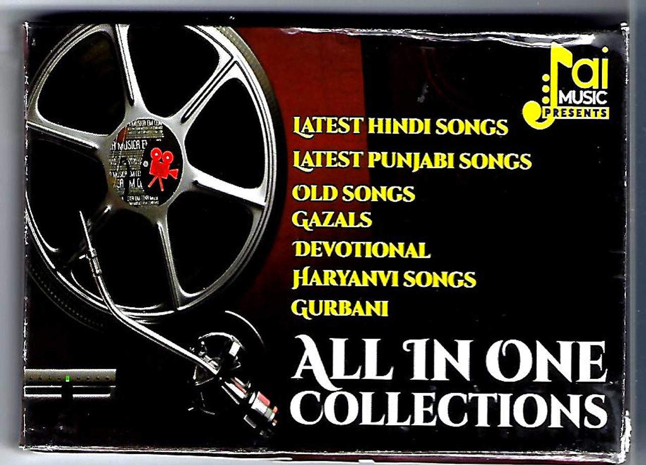 Music Card All In One Collections ( 1000 + Songs )