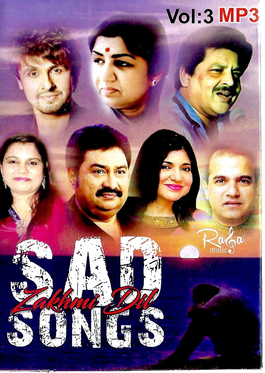 Sad Songs Zakhmi Dil Vol 3 MP3