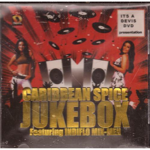 Caribbean Spice Jukebox