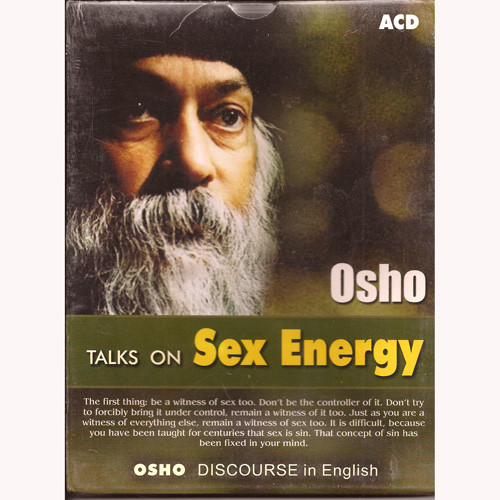 Osho - Talks On Sex Energy (English)