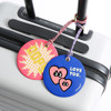 Merrygrin Travel Tag
