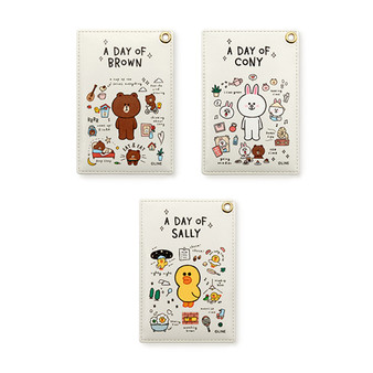 [LINE FRIENDS] Card Holder [Daily]