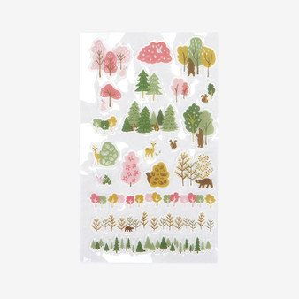 Daily sticker - 14 forest