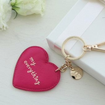 The Keyring Heart Large
