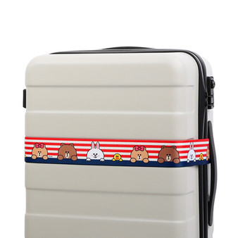 [LINE FRIENDS] luggage belt