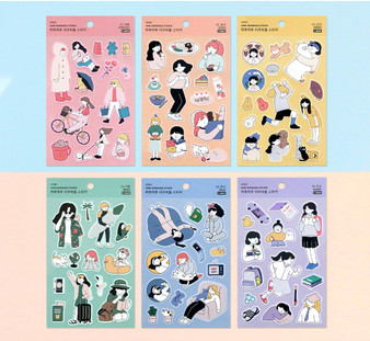 Haru Removable Stickers