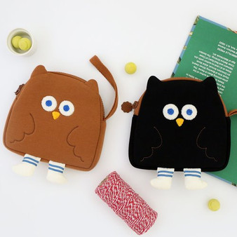 Brunch Brother Flying Owl Pouch