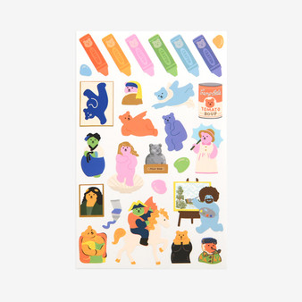 Jelly Bear Sticker - 15 Gallery