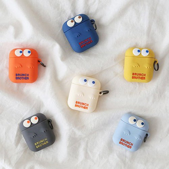 Brunch Brother Ghost Airpods Case