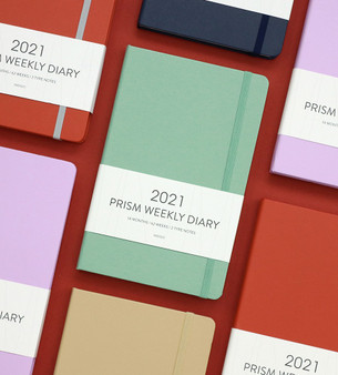 2021 Prism Weekly Diary