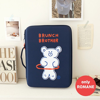 Brunch Brother Holabear EVA Laptop Pouch 13""