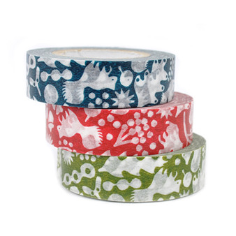 Classiky Masking Tape-Forest