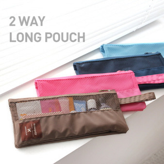 2 Way Long Pouch