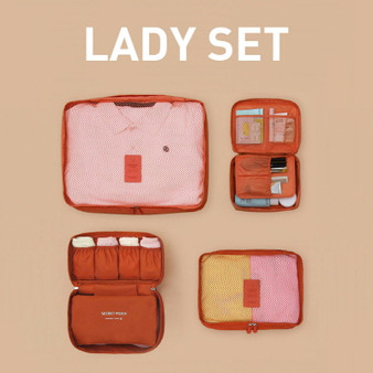 Travel Lady Set