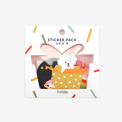 Sticker Pack - 03 Party