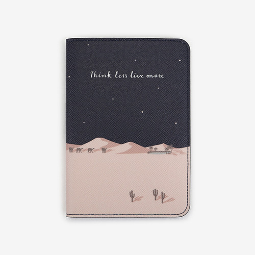 Passport Case - 12 Desert
