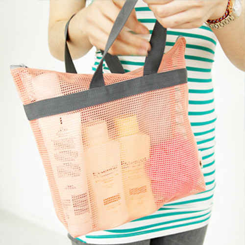 Iconic Mesh Handy pouch