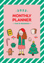 2022 Monthly Planner (Live Out Loud x SIRI)