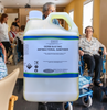 Germ Busting Antibacterial Sanitiser For Aged Care Facilities