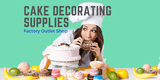 Cake Decorating Factory Outlet Shop In Sydney