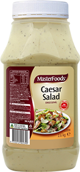 Caesar Salad Dressing 2.6kg