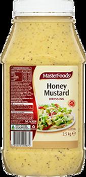 Masterfoods Honey Mustard Dressing 2.5kg