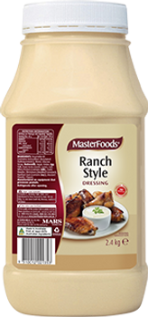 Masterfoods Ranch Style Salad Dressing 2.4kg