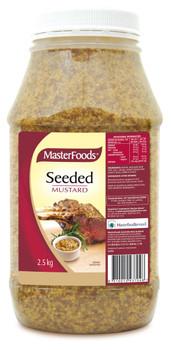 Seeded Mustard 2.5kg