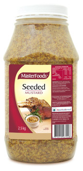 Masterfoods Seeded Mustard 2.5kg