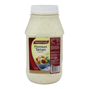 Masterfoods Premium Tartare Sauce 2.3kg