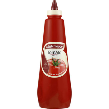 Masterfoods Squeezy Tomato Sauce 920ml