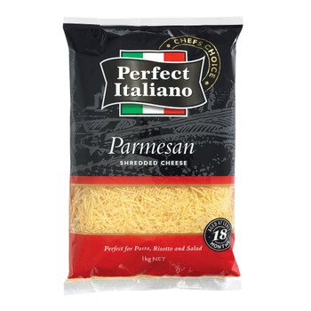 Perfect Italiano Shredded Parmesan Cheese 1kg