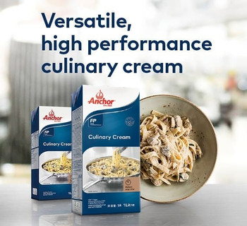 Anchor Culinary Cream 1 Litre Presenter