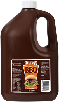 Heinz BBQ Sauce 4 Litre