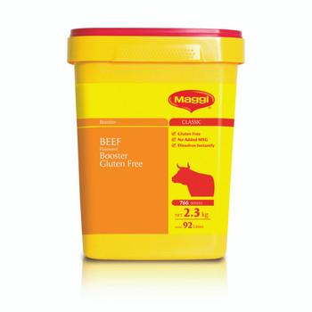 Maggi Gluten Free Beef Booster 2.3kg