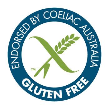 endorsed by Coeliac Australia