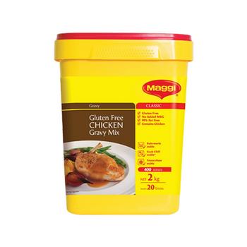 Maggi Gluten Free Chicken Gravy Mix 2kg