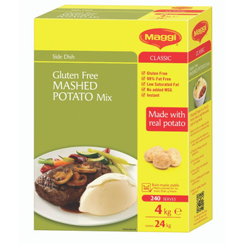 Maggi Gluten Free Mashed Potato Mix 4kg