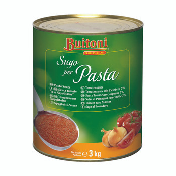 Buitoni Sugo Per Pasta Sauce 3kg tin