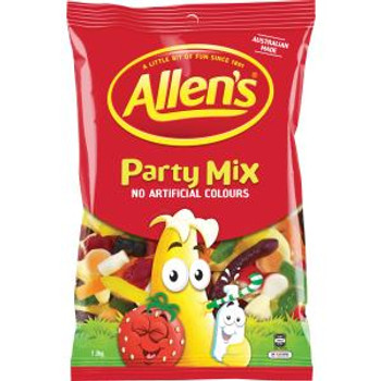 Allen's Party Mix Lollies Bulk Bag 1.3kg