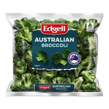 Edgell Australian Broccoli 1.5kg