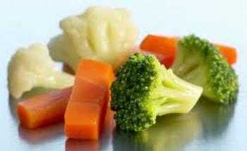 Carrot Cauliflower Broccoli Vegetable Mix