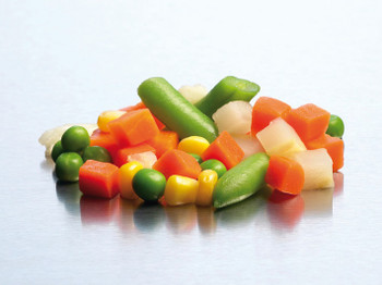 IQF Mixed Vegetables  Edgell