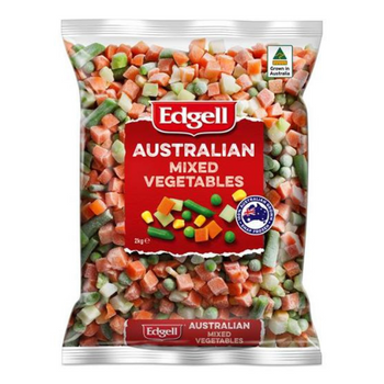 Edgell Australian Mixed Vegetables 2kg